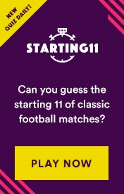 Can you guess the starting 11 of classic football matches?